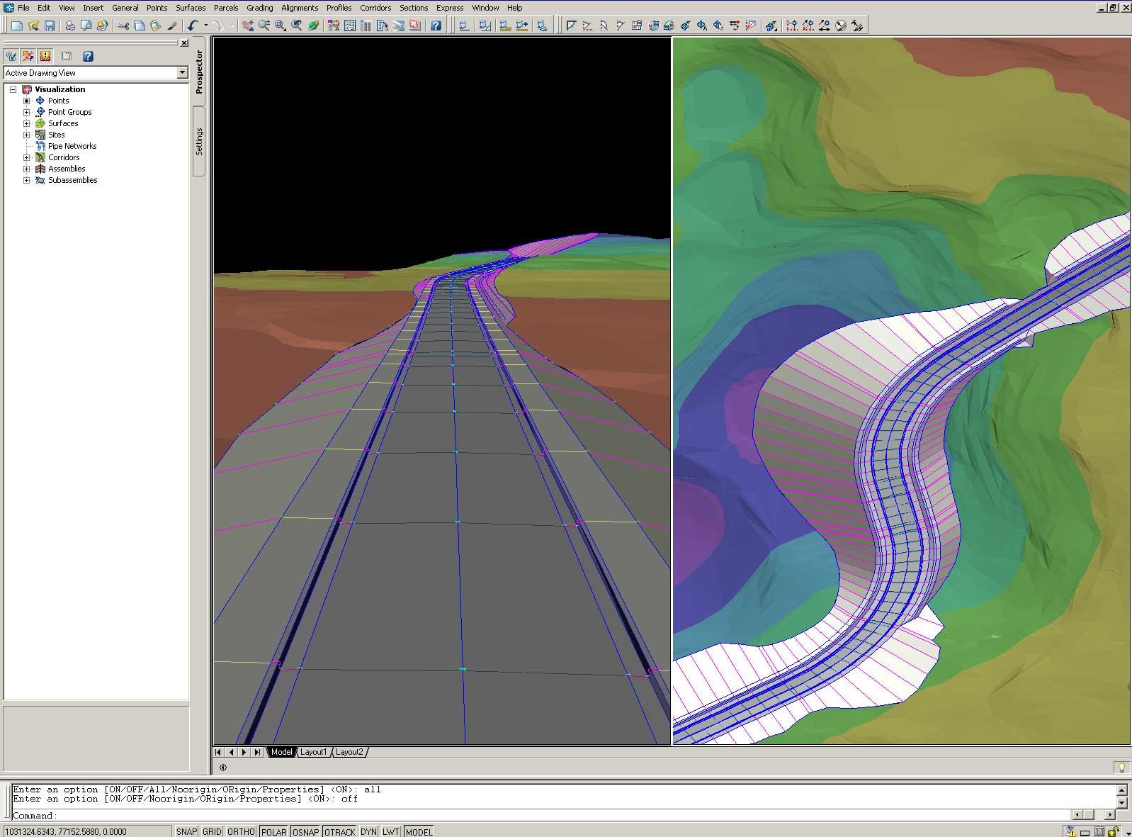 Autodesk Civil 3D 2005