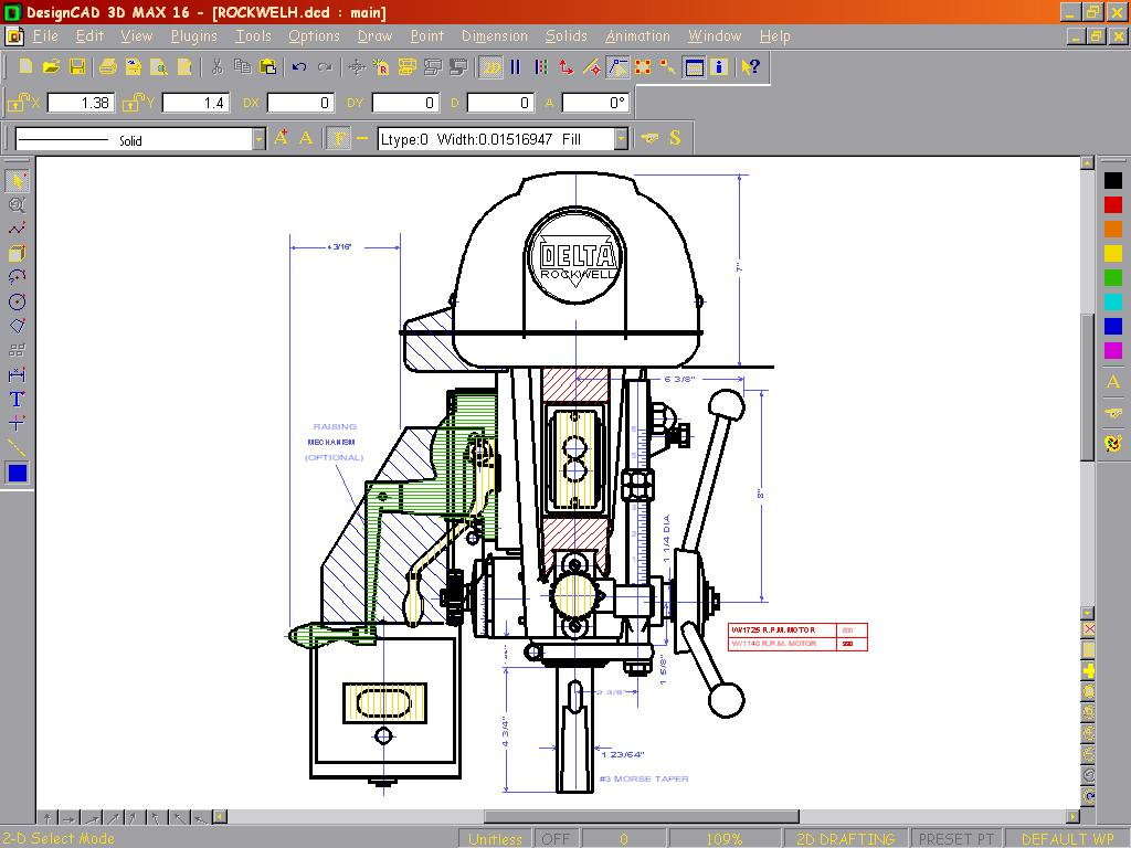 More Low Cost Cad