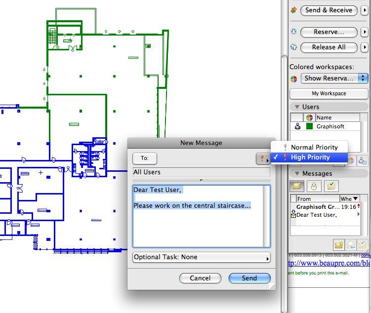 serving up collaboration with graphisoft s bim server. Black Bedroom Furniture Sets. Home Design Ideas
